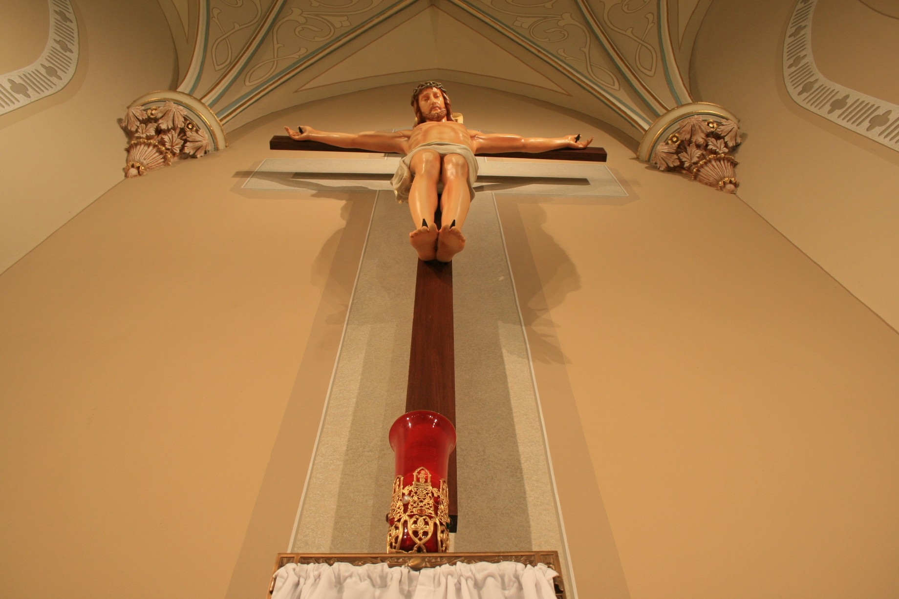 Picture of Christ on Cross